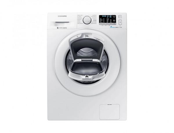 Samsung Waschmaschine WW70K5400WW mit Digitalem-Inverter-Motor 7 kg 1400 U/min