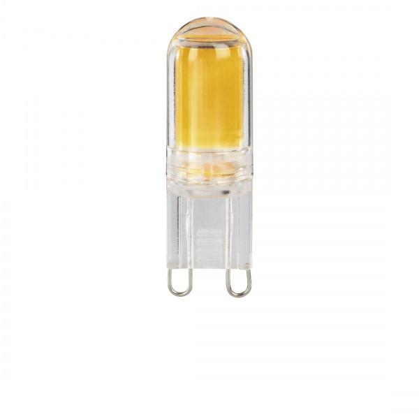 Hama LED-Lampe, G9, 112537, 320lm ersetzt 30W, Stecksockellampe, dimmbar