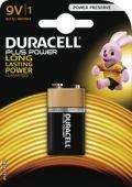 Duracell Batterie MN1604,9V.
