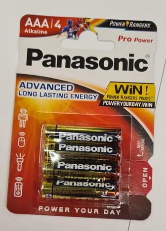 Panasonic 1x4 LR03PPG Alkali 1.5V Nicht wiederaufladbare Batterie