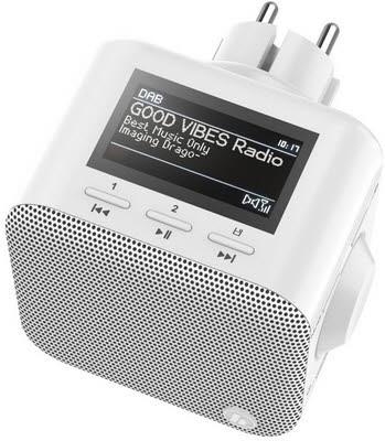 Hama Internetradio DIR45BT Bluetooth Multiroom App-Steuerung