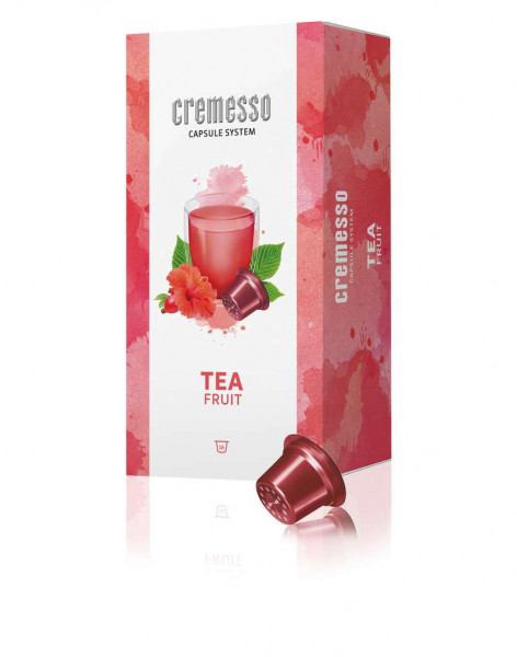 Cremesso Teekapseln, Fruit Tea NEU, 2000162