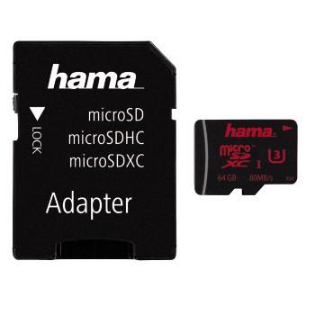 Hama microSDXC 64GB 00123979