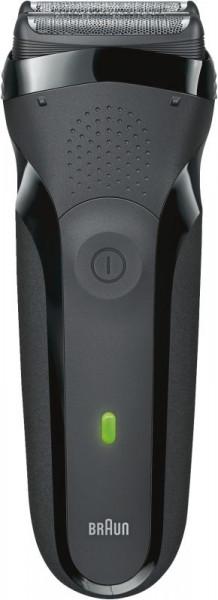 Braun Series 3 301s Folienschaber Trimmer Schwarz Herrenrasierapparat