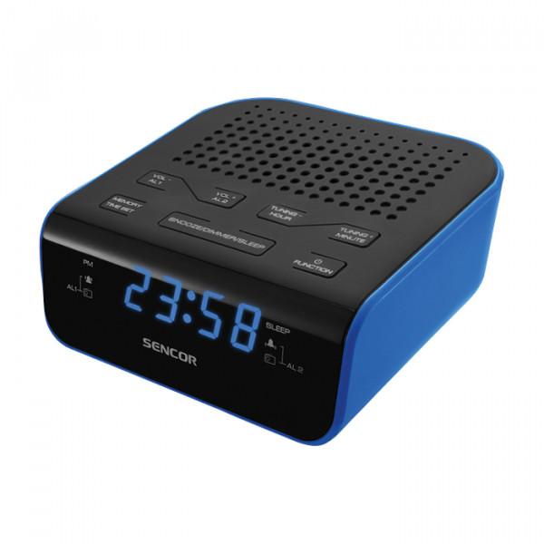 Sencor Uhrenradio SRC136BU