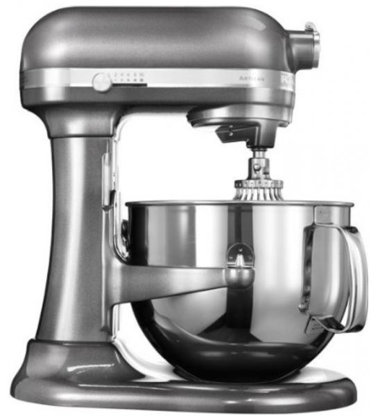 KitchenAid 5KSM7580XEMS 500W 6.9l Silber Küchenmaschine