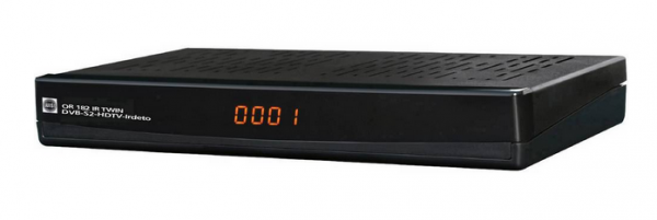 WISI Wisi HDTV Twin Sat Receiver OR182IR