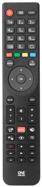 One For All URC 1918 Telefunken TV Remote