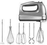 KitchenAid 5KHM9212ECU Handmixer Edelstahl Mixer