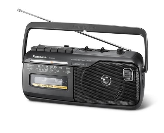 Panasonic RX-M40DE-K