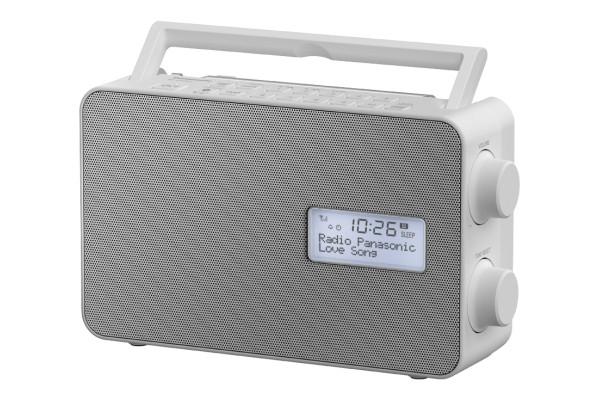 Panasonic Radio RF-D30BTEG-W