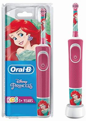 Braun Zahnbürste,100 Kids Princess CLS, Oral-B Oral-B Vitality 100 Kids Princess CLS