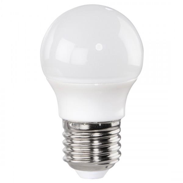 Hama LED-Lampe, 112524, E27, 470lm - ersetzt 40W Tropfenlampe, warmweiß