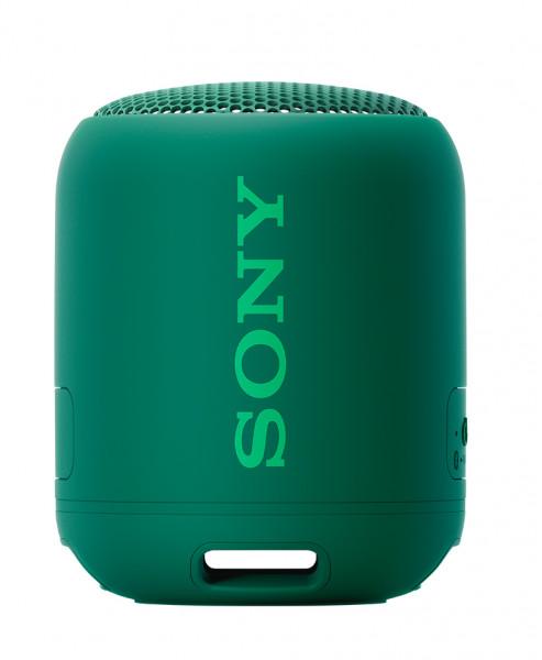Sony Bluetooth Lautsprecher SRS-XB12 grün