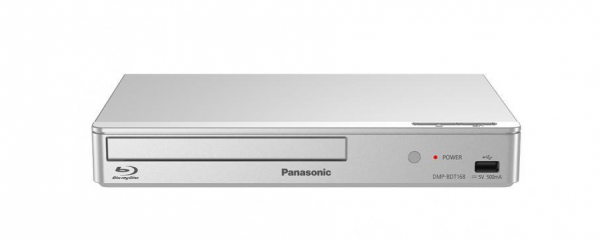 Panasonic Bluerayplayer, DMP-BDT168EG,