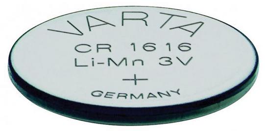 Varta Knopfzelle CR1616