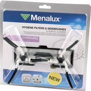 Filter-Seitenbürsten-Set MRK 02 Menalux für Samsung Navibot 88-89