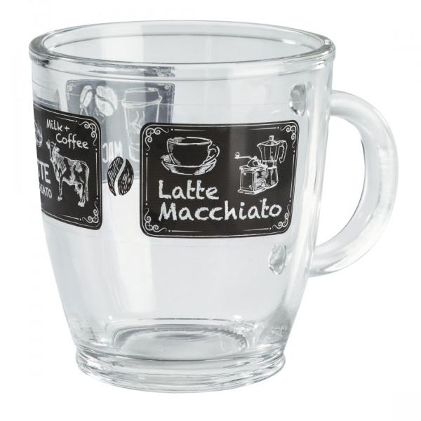 Hama Kaffeetasse aus Glas 111253