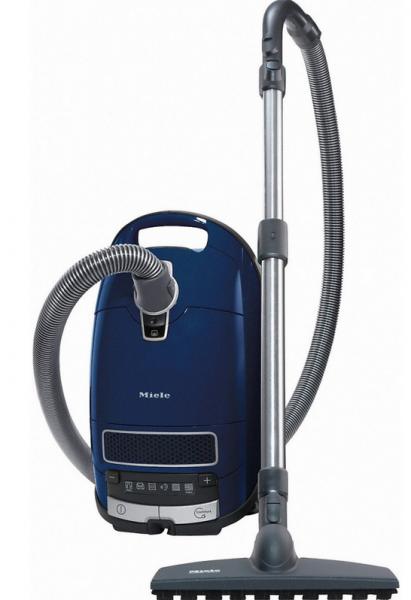 Miele Complete C3 Parquet EcoLine SGSP3 Zylinder-Vakuum 4.5l 550W A+ Navy