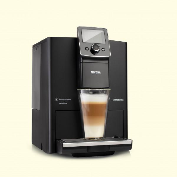 Nivona Espresso Kaffee-Vollautomat, NICR820, CafeRomatica 820