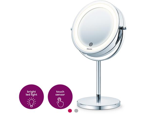 Beurer BS 55 Beleuchteter Kosmetikspiegel