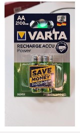 Varta 56706 Longlife Accu ready2use Mignon 2er Blister