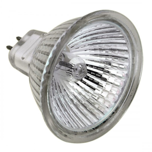Hama Halogen-Reflektorlampe MR16, 112486, GU5.3, 50W, warmweiß