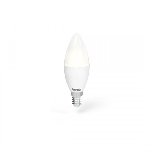 Hama WiFi-LED-Lampe 00176549 E14 45W RGB dimmbar