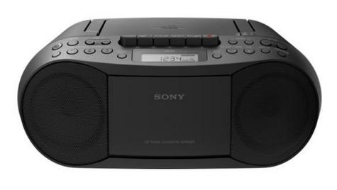Sony CD-Radio CFD-S70B schwarz