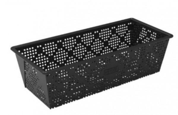 WMF Brotform, perforiert, 35 cm, schwarz