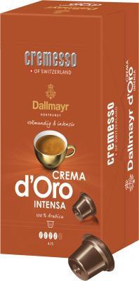 Cremesso Dallmayr Crema d�Oro Intensa, 2001682,