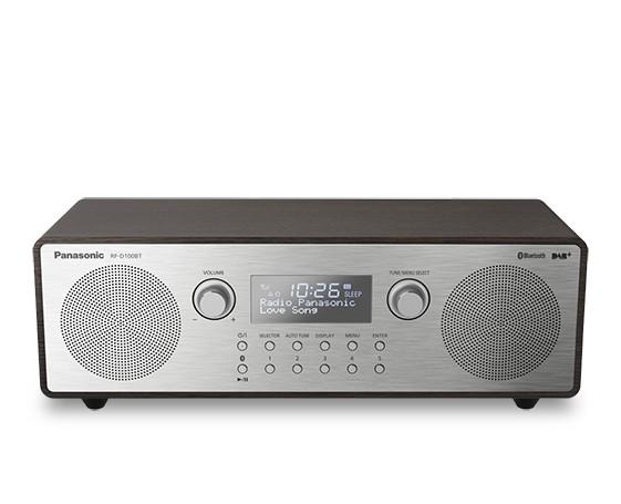 Panasonic RF-D100BTEGT