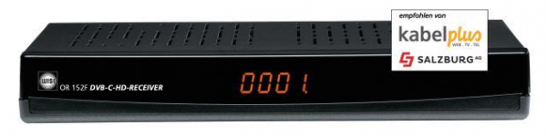 Wisi OR152FC digital HD Kabelreceiver