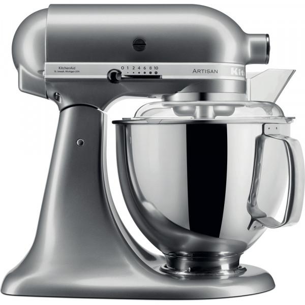 KitchenAid Küchenmaschine 5KSM175PSECU contour silver