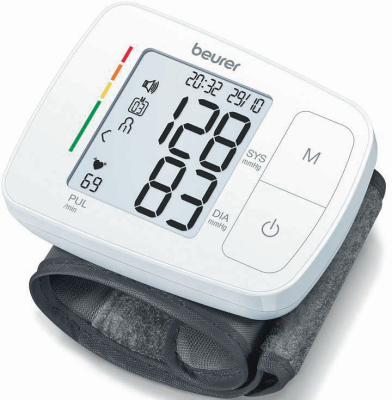 Beurer Blutdruckmessgeräte Blutzuckermessgeräte BC21