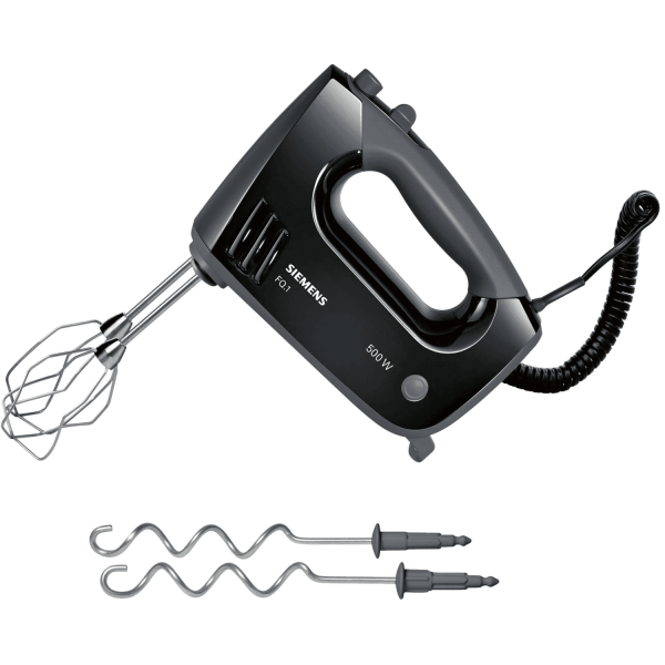 Siemens MQ96500 Handmixer 500W Schwarz, Grau Mixer
