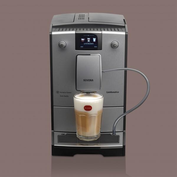 Nivona Espresso Kaffee-Vollautomat, NICR769, CafeRomatica 769