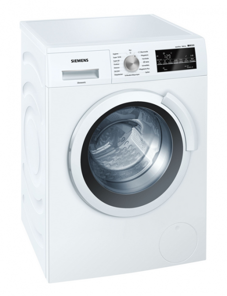Siemens WS12T440 Freistehend Frontlader 6.5kg 1200RPM A+++ Weiß Waschmaschine