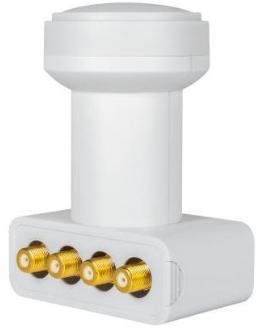 Megasat 4fach LNB,HD-Profi, Switch, 0840406