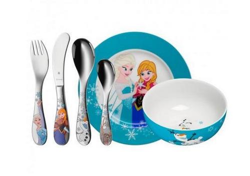 WMF Kinderset Disney Frozen 6-teilig