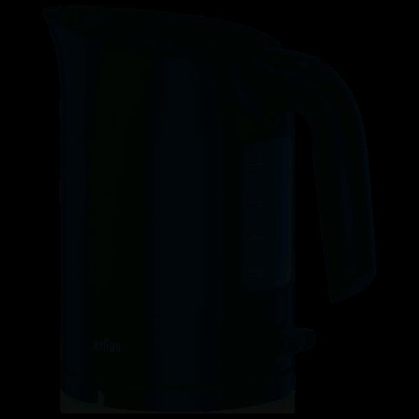 Braun Wasserkocher WK3000BK PurEase schwarz 0X21010011