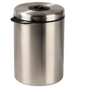 Xavax 111149 Rund Silber Lebensmittelaufbewahrungsbehälter