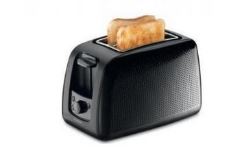 Trisa Toaster 7354 Sport Line schwarz