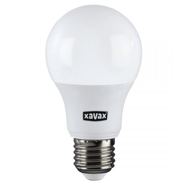 Hama LED-Lampe, 112509, E27, 480lm - ersetzt 40W Glühlampe, Tageslicht