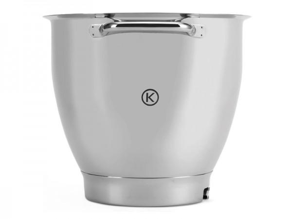 Kenwood Elektro KAT 811SS Schüssel mit Henkel zu Chef XL Titanium 6.7 Liter