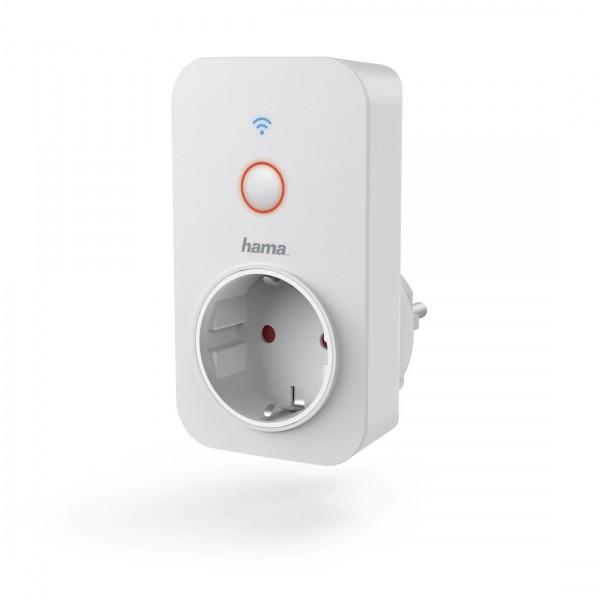 Hama WiFi-Steckdose, 00176552, 3.680W, 16A