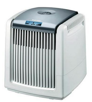 Beurer LW 110 Weiss Luftbefeuchter