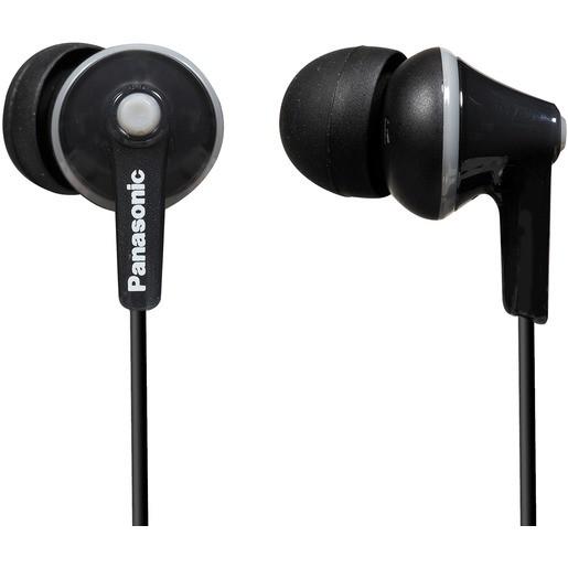 Panasonic RP-HJE125E-K Schwarz im Ohr Kopfhörer