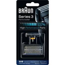 Braun 30B - Combi-Pack, Braun 7000-4000