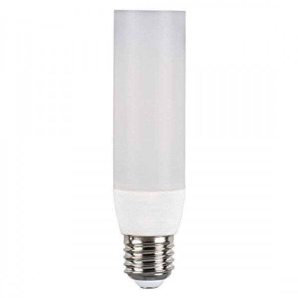 Hama LED-Lampe 112543 E27 470lm - ersetzt 40W Röhrenllampe T37 warmweiß